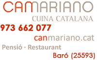 Restaurant Can Mariano