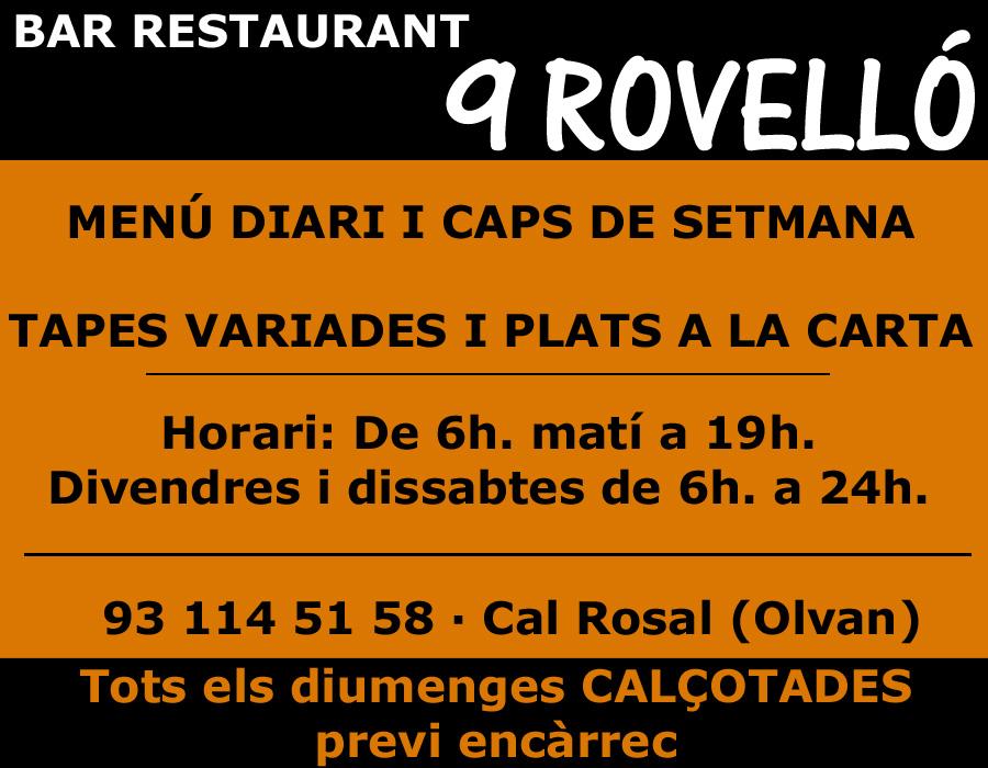 9 rovell�