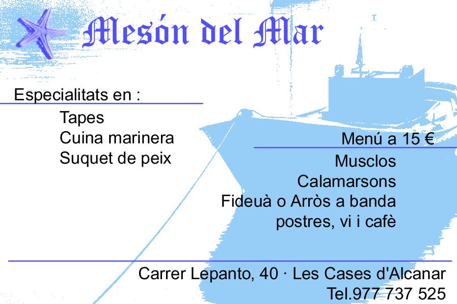 meson del mar