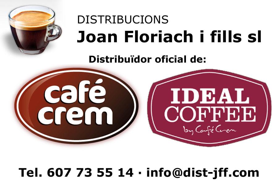 distribuidor café